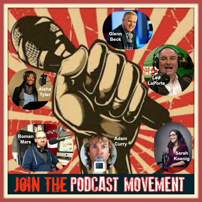Join The Podcast Movement copy