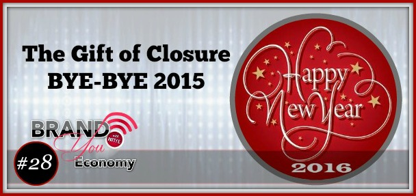 BYE028:The Gift of Closure BYE-BYE 2015